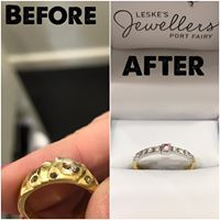 Shop our jewelry store in Port Fairy - Victoria, Australia. Victoria Australia, Gold Jewellery, Jewelry Stores, Gold Rings, Fairy, Wedding Rings, Engagement Rings, Shopping, Gold Jewelry