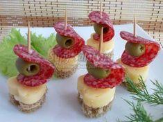 канапе рецепты с фото - Поиск в Google