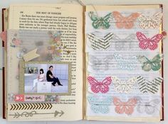 Happy Little Moments pages by jenjeb at Studio Calico