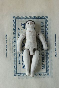 Art doll. Artist unknown. #doll