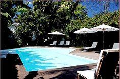 Piscine hôtel Do ouro Paraty