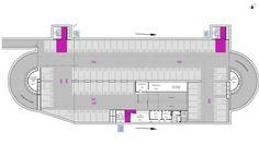 Parking Plan, Le Parking, Parking Building, Building Plans, Car Park Design, Ramp Design, Tower Design, Parking Design, Architecture Drawings
