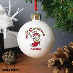 me to you personalised reindeer christmas bauble decoration personalised christmas gifts great christmas gifts