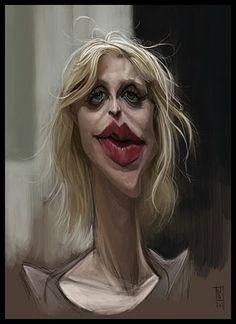 Caricatures by Alberto Russo