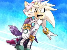 Silver and Blaze