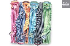 Striped & Colourful Shirts by Robert Graham  http://www.eckerle.de/hemden/#!marke=robertgraham_eck&seite=1