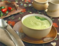 [Rich and delicious raw Cream of Zucchini Soup] Hope y'all had a great Labor Day weekend (or Saturday and Sunday, as the case may be). The HH, Girls and I had a lovely weekend despite my need to do some school work.  We brunched, enjoyed a couple of sun-kissed walks (and the Girls even had ...