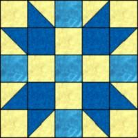 sister's choice quilt pattern | Sister's Choice block