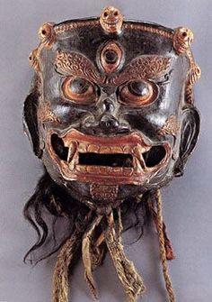 MASKS OF TEBET | tibet | masks