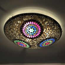 glass ceiling lamp | bedroom ceiling lamp | kids room ceiling lamp | 4156 | oovov.com