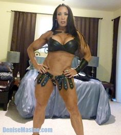 Sexy warrior (Denise Masino)