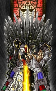 Transformers / GOT Found on google image search
