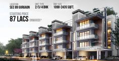 Property in Gurgaon, Lotus Greens, offers 2, 3, 4 BHK Residential Flats And Apartment in Gurgaon with all the modern amenities that are specially designed for You.