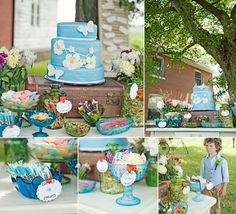 This is the perfect vintage candy bar! #wedding #events #candy #candybar #reception