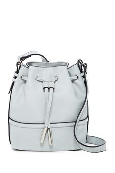 Image of French Connection Iris Drawstring Bucket Bag