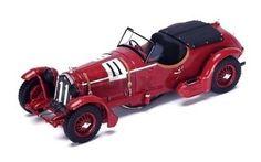 LE MANS 1932 -  ALFA ROMEO 8c 2300 LM  #11  - IXO