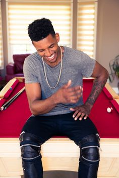Our (and Iggy Azalea's) favorite Laker. http://www.thecoveteur.com/nick-young/