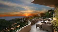 Imagine soaking in the sunset view at home in Laguna Beach.