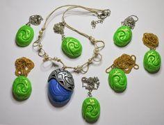 Moana Disney heart of Te Fiti Necklace/V heart of Te Fiti
