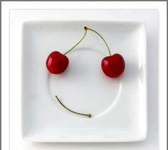 Happy Cherries! #food #humor #LOL
