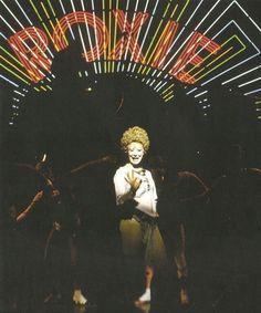 """Gwen Verdon - Roxie, """"Chicago"""" c. 1970s"""