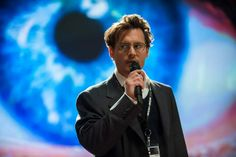 In April, the movie Transcendence will be released. In the film, Dr. Will Caster , played by Johnny Depp, is the foremost researcher in the f...