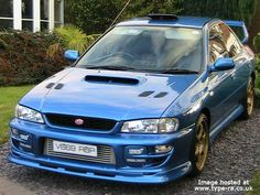 Subaru Impreza WRX STI Type RA Limited