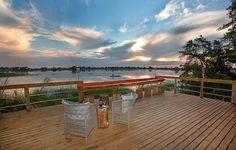 The gorgeous and newly refurbished Pelo Camp #OkavangoDelta #Botswana #safari