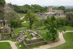 Palenque is widely regarded as the most atmospheric and impressive of Mexico's Mayan ruins. - Yes, have always wanted to see the Mayan ruins!