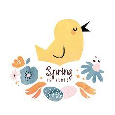 Darling Clementine Marks & Spencer // Easter