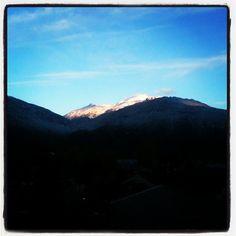 Whistler morning