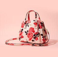 Kate Spade Floral Dream Bag