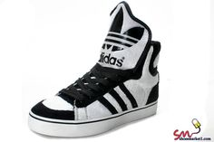 huge selection of 571d6 e007c Adidas M Attitude Logo Plush Teddy Bears Tongue Black White shoe
