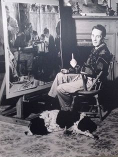 Norman Rockwell and Butch