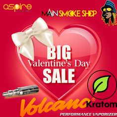 Valentines day grand sale at Main Smoke Shop KC. Visit us and get upto 25% Discount during valentines day sale  Glass Pipes, Water Pipes, Kratom, Detox Cleanser (Body Cleaner) Vaporizers, Vape Pen, E Mods, E Juice, Hookah, Tobacco and much more www.mainsmokeshop.com