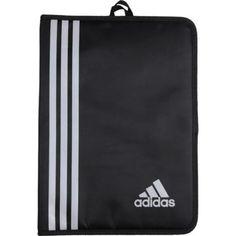 Adidas JAPAN Football Soccer Coaching Tactic Board Binder Coach Black Z1182 EMS