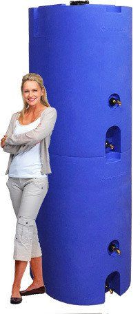 320 Gallon Stackable Long-Term Water Storage Tank Set (2x160) w/ Water – 320 Gallon Long-Term Water Storage Tank Set (2x160) w/ Water Treatment are BPA free, stackable, connectable and are the perfect solution for your high capacity home emergency water supply. Get a free 330 gallon water treatment kit with each order.  Package Information  160-gallon Capacity  Stackable, Heavy-duty BPA Free, Food Grade Plastic Made in the USA
