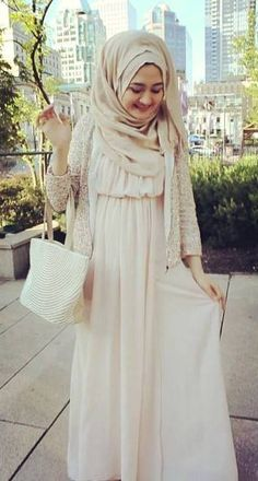 Pinned via Nuriyah O. Martinez | #hijab #fashion