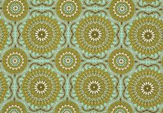 HEAVYWEIGHT - DOILY in Forest - Joel Dewberry BUNGALOW - Home Decor Cotton -  - Free Spirit Fabric - SAJD023 - 1 yard by MoonaFabrics on Etsy https://www.etsy.com/listing/162318410/heavyweight-doily-in-forest-joel
