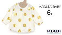 Blusa a palloncino #kiabi #shopping #baby #cclaromanina