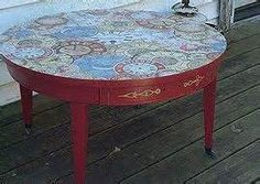 decoupage metal folding chairs - - Yahoo Image Search Results