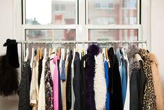 Tour Fashion Blogger Alexandra Heitz's Apartment