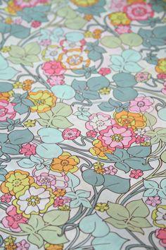 Liberty Art Fabric Boxford A Tana Lawn - 1 Yard. $35,00, via Etsy.