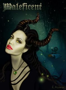 Maleficent-2014 . . . Angelina Jolie... What a twist on a tale?