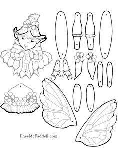Stella Fairy Puppet www.pheemcfaddell.com