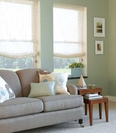 as shown: relaxed roman shade | embroidered silk | halo    http://www.theshadestore.com/product2/relaxed-roman-shade?prcid=27448