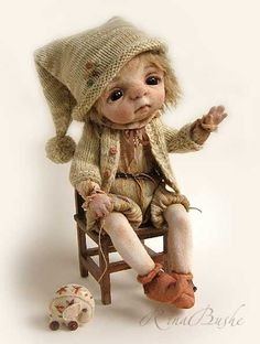 Is it just me, or is this one of the most disgusting doll ive ever seen!