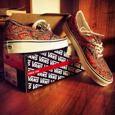 New vans x liberty Really cool! ;)