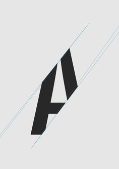 "Letter ""A"" in black 