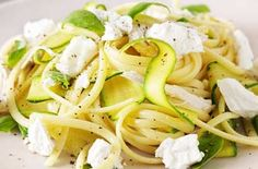 Courgette and chicken pasta recipe - goodtoknow